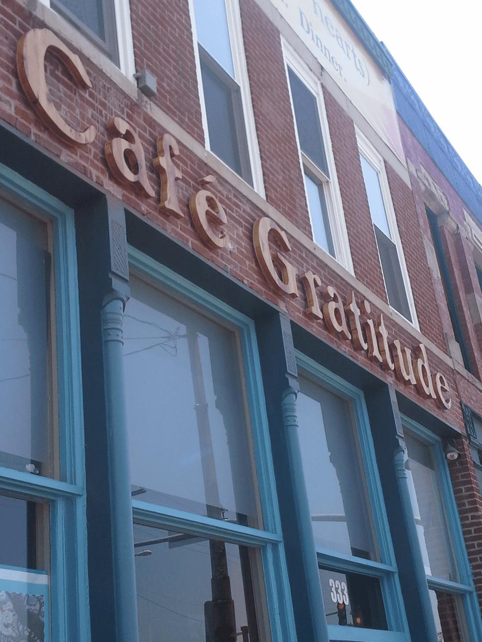 Gratitude: Hidden Gems Kansas City