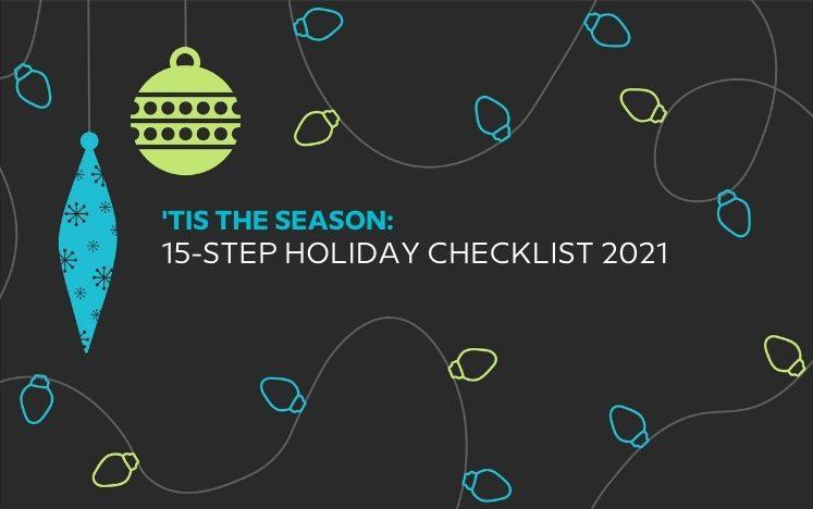 2021 Holiday marketing checklist