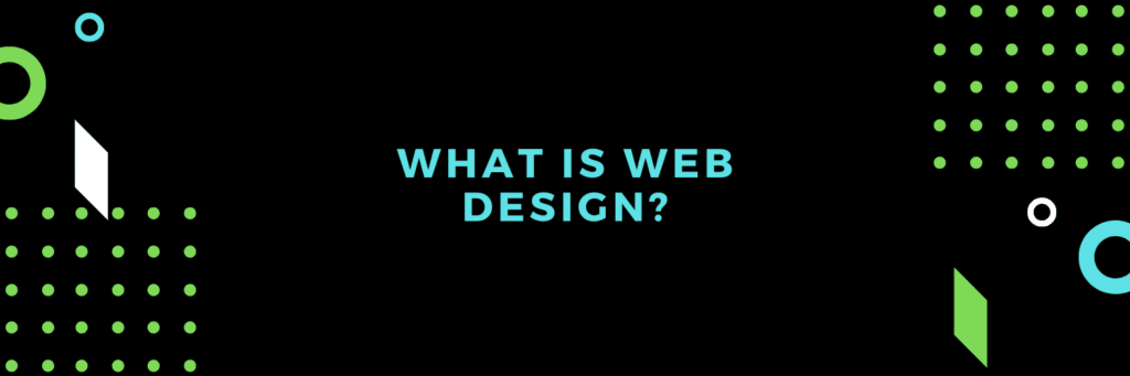 what is web design