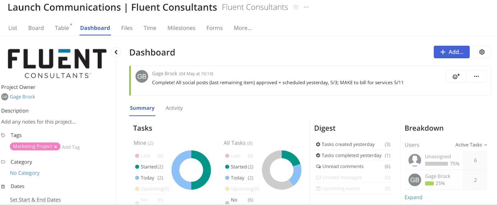 Teamwork - Project Management Software