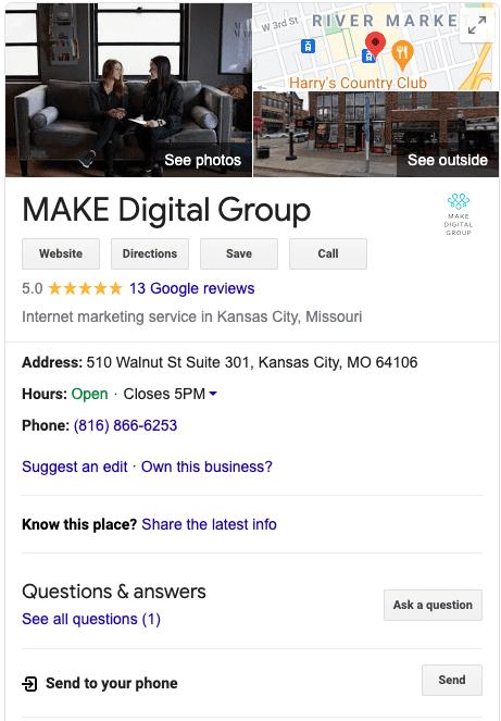 Day in the Life: Digital Marketing Intern 4